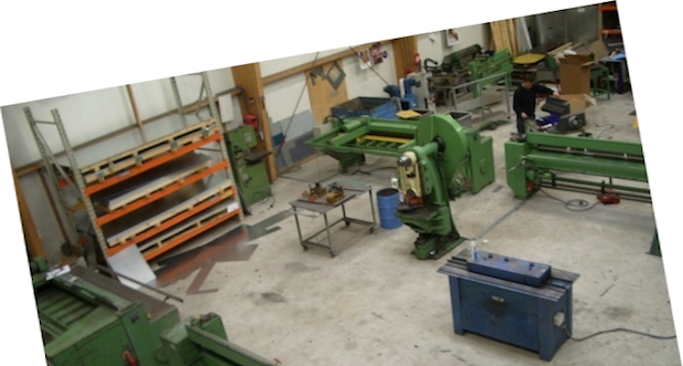 Werkplaats Pro-Air, Wat uw ogen zien, maken wij