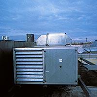 luchtbehandelingskast uit de werkplaats van het bedrijf Pro-Air
